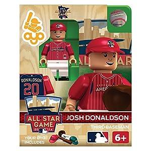 Amazon.com: Josh Donaldson National League Outfielder #20 ...