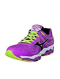Mizuno 2013/14 Women's Enigma 3 Running Shoes - 410538 (Raspberry Rose/Black - 6) Size 6 W US