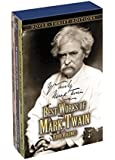 Best Works of Mark Twain: Four Volumes (Dover Thrift Editions)