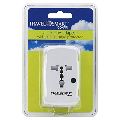 Conair Travel Smart All-In-One Adapter