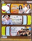 Mr Perfect/ AlaaModalaindi / Life is Beautiful Original Telugu 3 Blu Ray Pack Fully Boxed