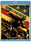 Sons of Anarchy: The Complete Second Season [Blu-ray]