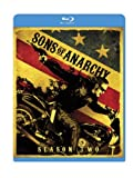 Sons of Anarchy: Season 2 [Blu-ray] [US Import]