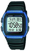 Casio Youth Grey Dial Men's Watch - W-96H-2AVDF (D055)