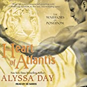 Heart of Atlantis: Warriors of Poseidon, Book 8 | Alyssa Day