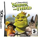 Shrek The Third (Nintendo DS)