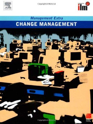 Change Management Revised Edition (Management Extra)