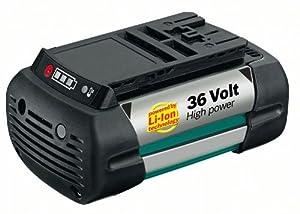 Bosch 36 V/2.6 Ah High Power lithiumion battery  Bosch Garden  BaumarktÜberprüfung und Beschreibung