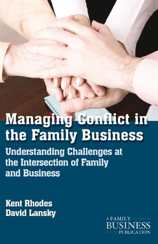 Managing Conflict in the Family Business: Understanding