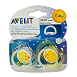 Avent Newborn Night Time Soothers