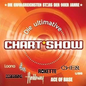 Die Ultimative Chartshow - Die erfolgreichsten Stars der 90er Jahre
