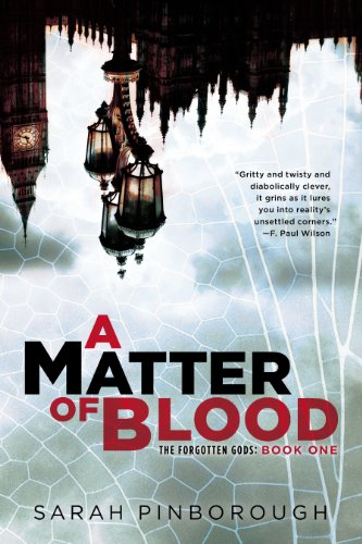 A Matter of Blood: The Forgotten Gods: Book One (The Forgotten Gods Trilogy) (Ace Jones compare prices)