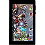 Disney Tablet Marvel Avengers (7 Inch, 8GB, Wi-Fi + 3G + Voice Calling + Dual Sims), Black