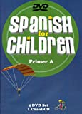 Spanish for Children, Primer A - DVD & Chant CD Set
