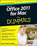 Office 2011 for Mac For Dummies (For Dummies (Computer/Tech))