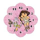 Trend Lab Nickelodeon Dora The Explorer Wall Clock Exploring The Wild