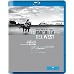 Puccini: La Fanciulla Del West [Blu-ray]