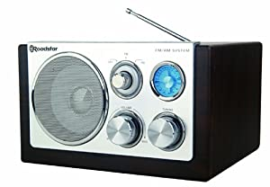 Roadstar HRA-1200W Design Radio (24 Watt)