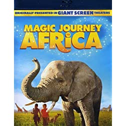 Magic Journey to Africa [Blu-ray]