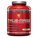 Get BSN True Mass Ultra-Premium Cookies and Cream Lean Mass Gainer 2610g -image
