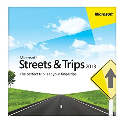 Microsoft Streets and Trips 2013 [Download]