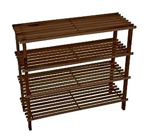 schuhregal holz angebote auf waterige. Black Bedroom Furniture Sets. Home Design Ideas