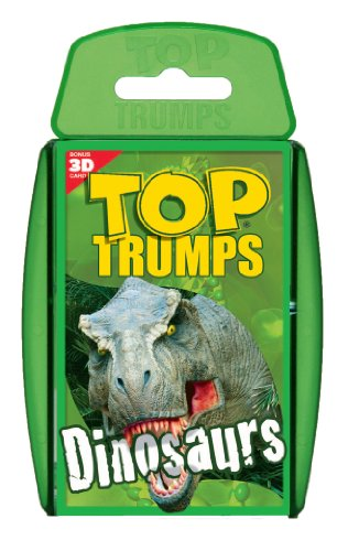Winning Moves Top Trumps Dinosaurs