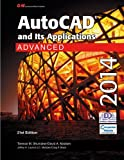 img - for AutoCAD and Its Applications Advanced 2014 book / textbook / text book