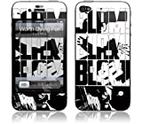 GELASKINS【 Worth Dying For  】 iPhone4 保護スキンシール