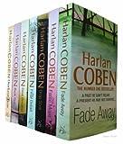 Harlan Coben Myron Bolitar series: 7 books (Deal Breaker / Drop Shot / Fade Away / Back Spin / One False Move / the Final Detail / Darkets Fear rrp £48.93)