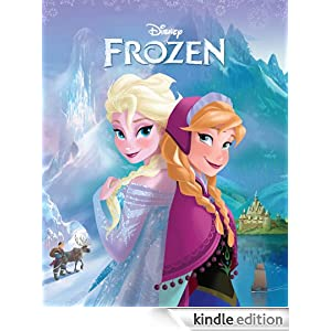 Disney Frozen Storybook