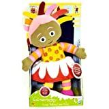 In the Night Garden Large Talking Upsy Daisy soft toy