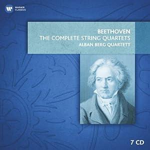 Beethoven : Les Quatuors à cordes (Coffret 7 CD)