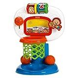 Fisher-Price Brilliant Basics Dunk N Cheer Basketball