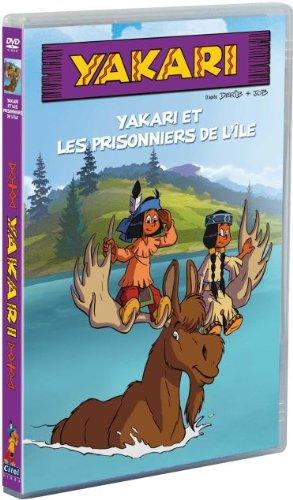 Yakari : Yakari et les prisonniers de l'île