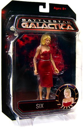 Battlestar Galactica: Series 1 - Red Dress Six