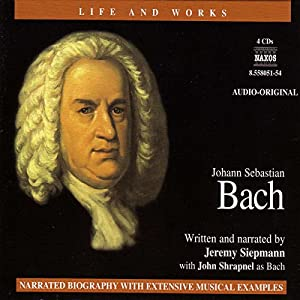 The Life and Works of Bach Audiobook
