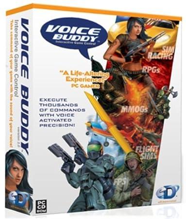 Voice Buddy Interactive Voice Control