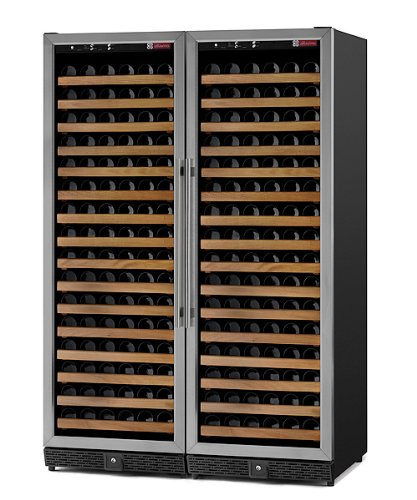 Allavino MWR-2X1681-SS 340 Bottle Stainless Steel