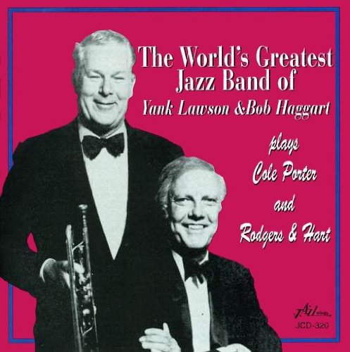 Plays Cole Porter and Rogers and Hart by World's Greatest Jazz Band