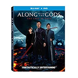 Along With The Gods: The Last 49 Days [Blu-ray]