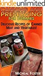Canning and Preserving for Dummies: D...