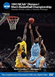 1993 NCAA Division I Men's Basketball Championship: UNC vs. Michigan