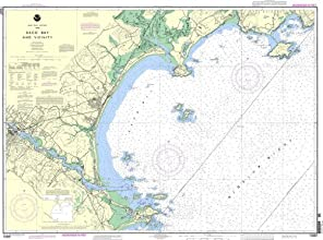 NOAA Chart 13287 Saco Bay and Vicinity