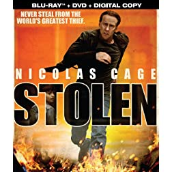 Stolen (BD/DVD/Digital Combo) [Blu-ray]