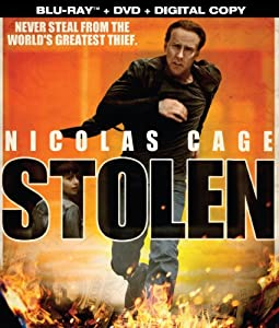 Stolen (BD/DVD/Digital Combo) [Blu-ray]