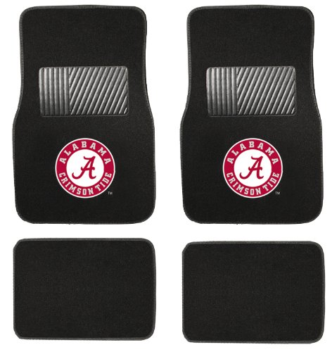 Ua University Of Alabama Crimson Tide Car Truck Suv Front