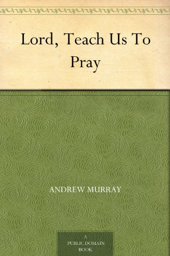 Lord, Teach Us To Pray (Free Joyce Meyer Kindle Books compare prices)