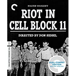 Riot in Cell Block 11 (Criterion Collection) (Blu-ray + DVD)