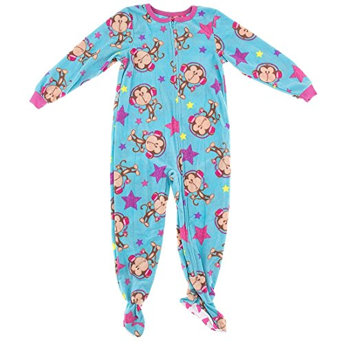 Monkey Pajamas For Kids front-1066159